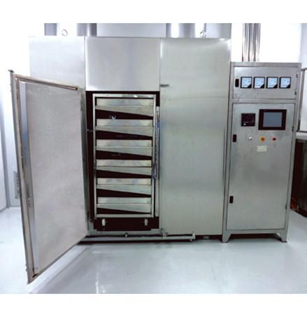 YCT series throughflow hot air circulation oven