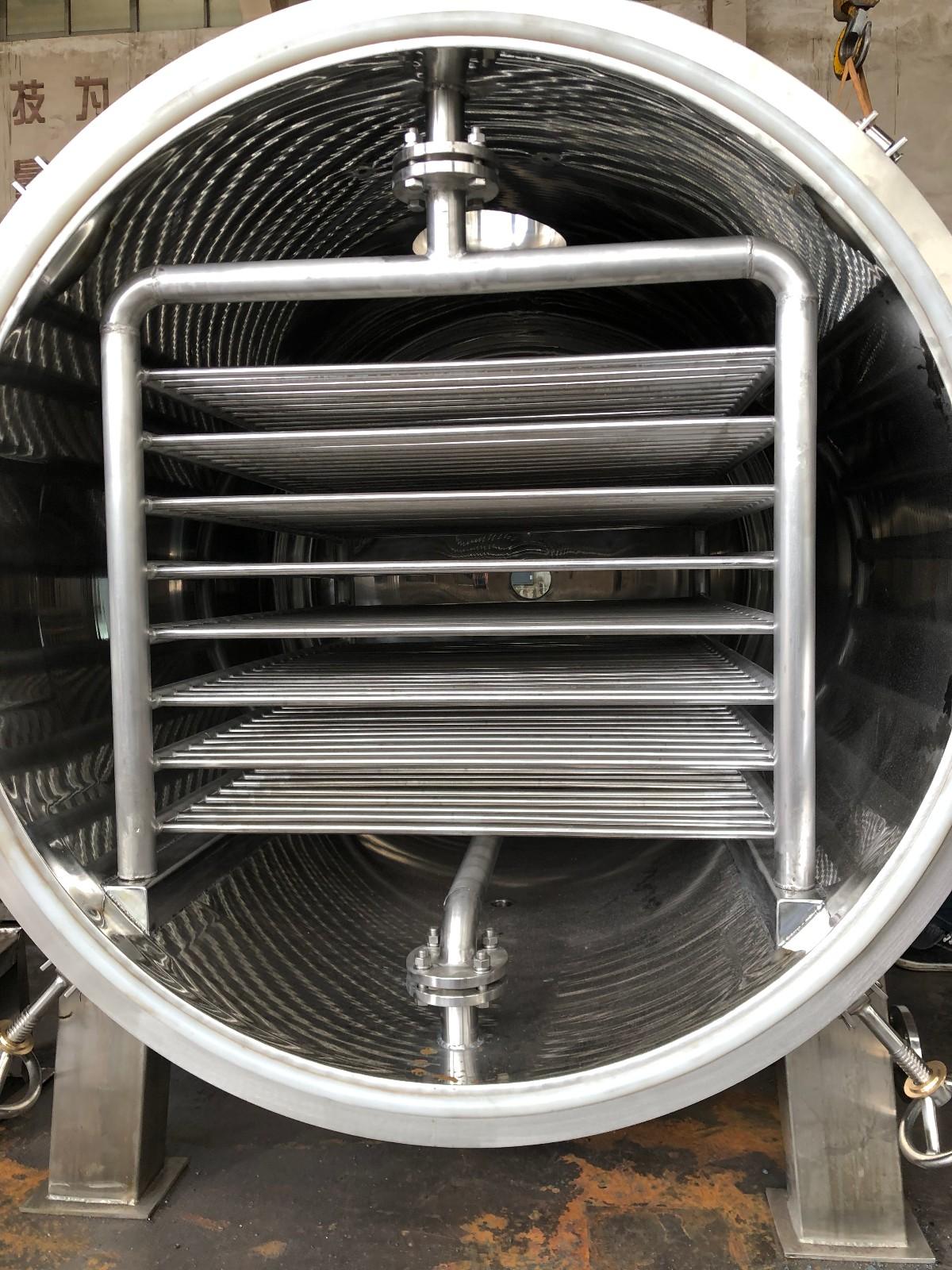 Static Vacuum Dryer